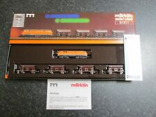 "Marklin spur z scale/gauge ""Kali Transport"" Train Set. MHI."