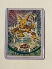 ALAKAZAM - Topps / Nintendo - #65 - Rare - Pokémon Card - NM