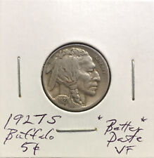 1927 S Buffalo Nickel ~ *VF* ~ Better Date ~ Nice Details & Original Surfaces