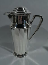 Frank W. Smith Shaker - G99 - Cocktail Martini - American Sterling Silver