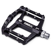 MEETLOCKS Bike Pedal Utral Three Bearing CNC Aluminum Body For BMX MTB Bicycle
