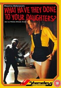 What Have They Done To Your Daughters? [1974] [DVD][Region 2]