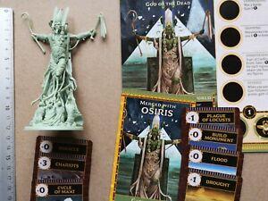 OSIRIS MINIATURE+ENGL. CARDS/ANKH GODS OF EGYPT  G04+