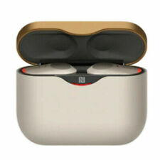 Sony WF-1000XM3 True Wireless Noise-Canceling Earbud Headphones (Silver)