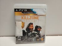 Killzone Trilogy (Sony PlayStation 3, 2012) PS3 Complete TESTED Fast Shipping