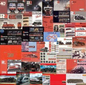 DVD-Rom data-base RIVAROSSI COLLECTION 1979 - 2021  e-Book            aa
