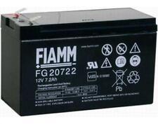Fiamm Batteria Ricaricabile al Piombo Fg20722 VDS 12v 7200mah/86 4wh Lead-acid