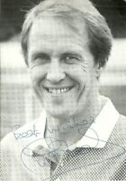 Phil Neal Liverpool FC and England Legend Hand Signed Photo Extremely Rare