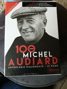 MICHEL AUDIARD DVD BOX SET 21 FILMS VERY VERY RARE FRENCH SEE PICS  100 ANS