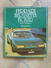 FERRARI Berlinetta Boxer > Mel Nichols > Osprey Auto History > 365 + 512 BB BBi