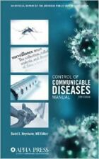 Control of Communicable Diseases Manual by M. D and David L. Heymann (2014,...