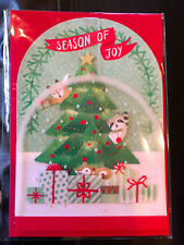 Hallmark Paper Wonder Pop-Up Christmas  Card
