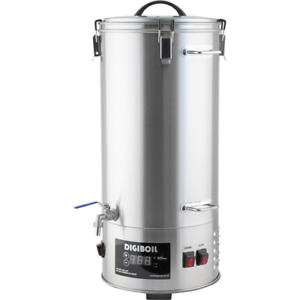 DigiBoil Electric Kettle - 35L/9.25G (220v)- Beer Brewing, Distilling All In One