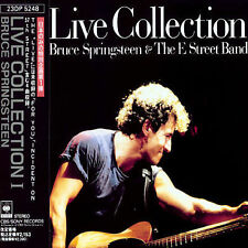 Live Collection by Bruce Springsteen (CD, Aug-2001, Sony Music Distribution (USA))