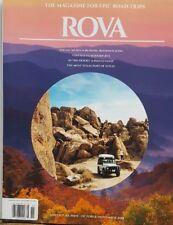 Rova Oct Nov 2018 Adventure 9 Vintage vs Modern RVs FREE SHIPPING CB