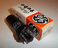 GE Electronic Tube Type 6F6. Unused. NOS