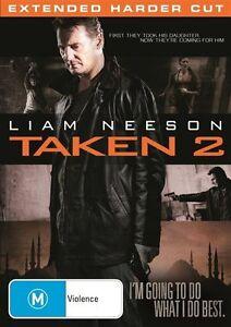 Taken 2 (DVD, 2013)