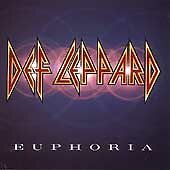 Def Leppard : Euphoria Heavy Metal 1 Disc CD