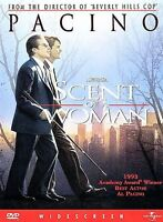 Scent of a Woman (DVD, 1998, Widescreen) starring Al Pacino, Chris O'Donnell
