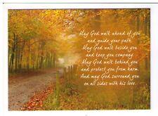 Postcard: The Leprosy Mission - Autumn Glory