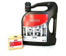 Genuine Motrio Renault Clio II RS Sport 172 182 2.0 16v Service kit Oil Filter