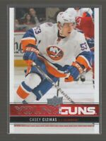 (71570) 2012-13 Upper Deck Young Guns CASEY CIZIKAS #235 RC