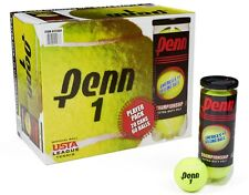 60 Penn Championship Tennis Balls Extra Felt 20 x 3 Ball Can Brand New BULK