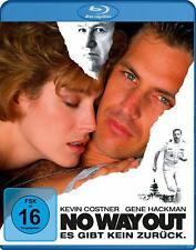 No Way Out - Es gibt kein Zurück [Blu-ray/NEU/OVP] Kevin Costner, Gene Hackman,