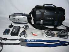 SonyHandycam CCD-TRV118 8mm Video8 HI8 Camcorder Player Camera Video Transfer
