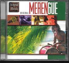 CD COMPIL 16 TITRES--ORIGINAL MERENGUE--CARAMELO/LA NEGRA CARMEN/SOLO ELLA...