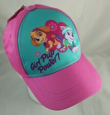 Paw Patrol Hat. Pink Girl Pup Power Snapback NEW USA