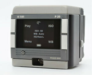 【MINT Count 17957】 Phase One P20 H101 Digital Back Hasselblad H Japan send #118