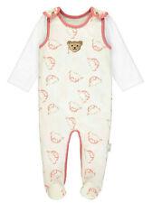 STEIFF® Baby Jungen Strampler mit Shirt GOTS Bio-Baumwolle 56-74 F//S 2020 NEU!