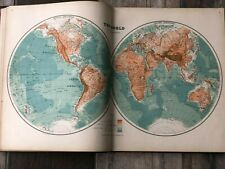 More details for [1906] stanford's london atlas of universal geography - quarto edition - 50 maps