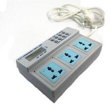3680W Timer for Aquarium Lights Wave Maker Programmable vg