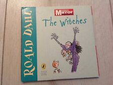 ROALD DAHL - THE WITCHES PROMO AUDIO CD