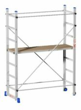 Scaffold Scaffolding Aluminum CMS 158x80x210 H Construction Removable