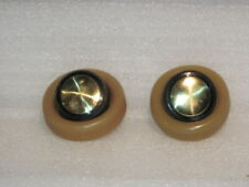 New ListingZenith Radio Part Knobs 1942 On/Off / Tuning Band Switch / Tone Control Knobs