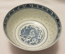 Authentic Chinese Dragon And Rice  Small Bowl