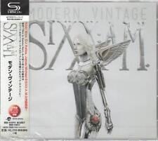 """SIXX:A.M. """"MODERN VINTAGE"""" JAPAN SHM-CD +1 BONUS TRACK *SEALED*"""
