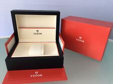 GENUINE TUDOR GLAMOUR PRINCE CLAIR DE ROSE MEN WATCH BOX