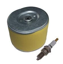 Air Filter/ Spark Plug/ Service Fits HONDA GX240 GX270