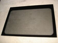 WHIRLPOOL CABRIO CLOTHES WASHER WASHING MACHINE TOP LID DOOR GLASS ONLY EXC