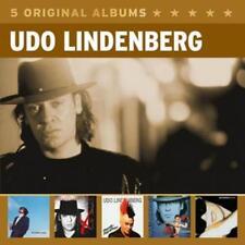 UDO LINDENBERG -5 Original Albums (Vol.3) -- 5 CD  NEU & OVP