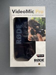 Rode VideoMic Pro (With Deadcat/Wind Sock)