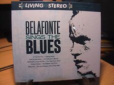 24K Gold CD Harry Belafonte Sings the Blues Sealed Living Stereo