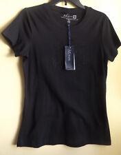 ANNE KLEIN JEANS  Ladies Black Top / Size X-Large / NWT