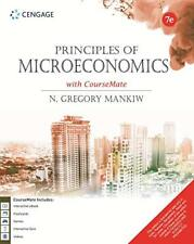 Principles Of Microeconomics With Coursemate By  N. Gregory Mankiw