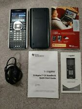 Texas Instruments Ti Ti-Nspire Cx Color Graphing Calculator