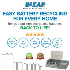 REZAP BATTERY DOCTOR – AMAZING GADGET - DEAD BATTERIES COME BACK TO LIFE